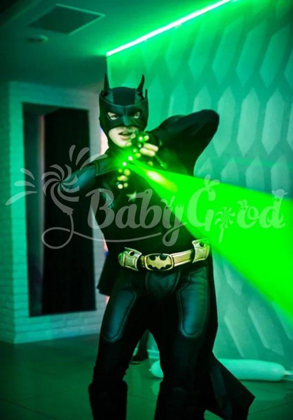 Бэтмен и Лазерное шоу